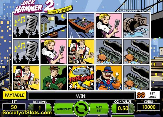 free slots jackhammer 2