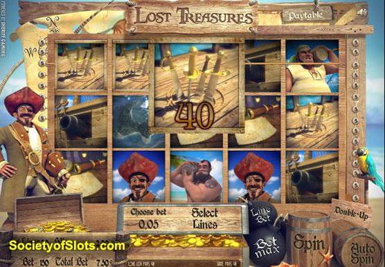 Treasure 7x7 Specialty Game - Free to Play Online Demo Game