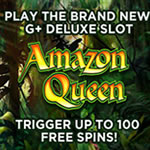 Amazon Queen Slot Machine