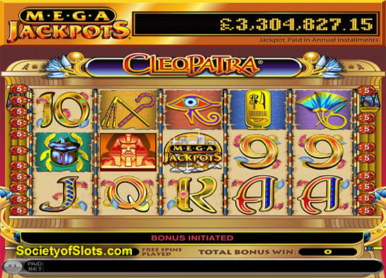 Return of the Sphinx Slot Machine - Play Online for Free Now
